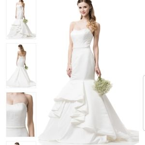 Wedding bridal party prom mother dresses